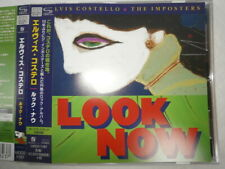 Elvis Costello & The Imposters Look Now [+4] Japan CD UCCO-1197 W/Obi