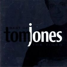 Tom Jones Best of Tom Jones, the tiger (40 tracks, 2000, Warner) [2 CD]