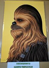 CHEWBACCA 13X19 GICLEE (MIKE MITCHELL) STAR WARS (OOP) MONDO