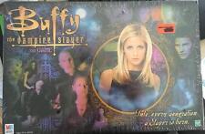 Milton Bradley 2000 Buffy the Vampire Slayer 4 in 1 Board Game Complete Sealed