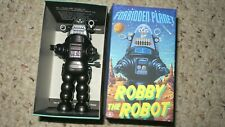 """Masudaya Forbidden Planet ROBBY THE ROBOT 1983 Wind Up Toy 4.5"""" Made in Japan"""
