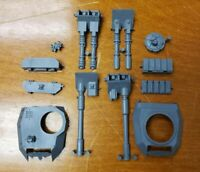 Warhammer 40k Bits: Space Marine Predator Turret w/Autocannon & Lascannon