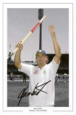 Australia Cricket Autographs