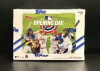 2021 Topps Baseball Opening Day - Factory Sealed Blaster Box - 77 Cards Total