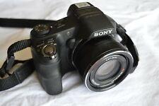 Sony Cyber-shot DSC-HX200V 18.2MP Digital Camera Case Spare Battery 16gb Card