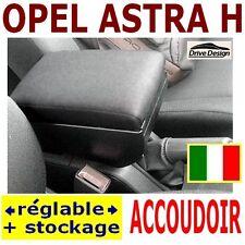 OPEL VAUXHALL ASTRA H -accoudoir réglable stockage pour-armrest -mittelarmlehne