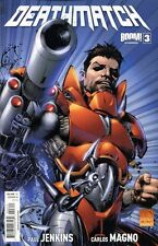 Deathmatch #3 Cover A Comic Book - Boom