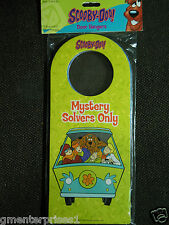 Scooby Doo and friends Door Hangers,   4 door hangers Collector item,