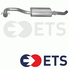FIAT DUCATO CAMPER 2.5 D Exhaust Rear Silencer