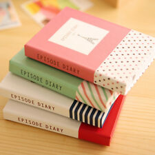 1pc Cute Colorful Notebook with Pen Memo Pad Bookmark Paper Sticker Notepad