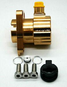 NEW  Ducati clutch slave cylinder control billet Monster etc. GOLD