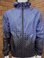 55DSL LIGHTWEIGHT SHOWERPROOF HOODED JACKET RETAIL £105 SIZE L