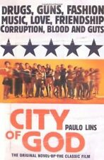 Excellent, City of God, Paulo Lins, Book