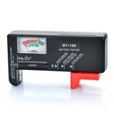 Tester per Cell Batterie Verificatore Universale AA AAA 9V Bottone