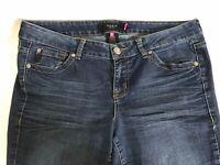 TORRID Denim Medium Wash Skinny Jeans Plus Size16R Stretch to Hug your Curves!