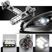 2x H1 25 SMD 5050 LED Weiß Nebelscheinwerfer Auto KFZ Lampe Leuchtmittel 12V