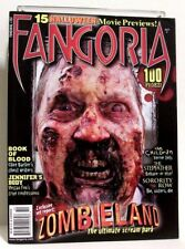 """""""FANGORIA"""" Magazine Issue #287 (Oct, 2009) ZOMBIELAND, BOOK OF BLOOD, STEPFATHER"""