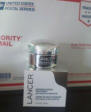 Lancer skin care Intensive Night ($160 value)