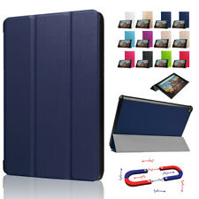 """For Amazon Fire HD 10 2019 9th Generation 10.1"""" Tablet Stand Smart Leather Case"""