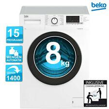 Waschmaschine  8 KG BEKO WML81434EDR1  Inverter Motor Pet Hair Removal 2ML
