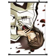 Anime Vampire Knight Kuran Kaname Wall Poster Scroll cosplay 2702