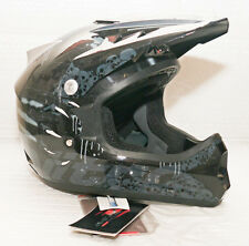 Colegial Moto X/Enduro/Speedway Nitro Casco de la juventud de Garra M 51-52cm