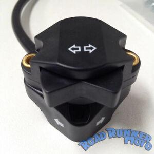 CPR Switch Block Indicator Blinker Only KTM EXC EXCF Husqvarna Husaberg FE TE Up