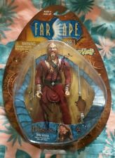 *RARE* Farscape Ka D'argo Luxan Warrior SIGNED Action Figure CARDED & SEALED