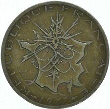 1977 10 FRANCS REPUBLIC OF FRANCE / REPUBLIQUE FRANCAISE  #WT16332