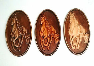 Wooden wall plaque,hand carving, Wall hanging home decoration , horse