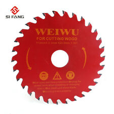 "4"" Inch 40 Tooth Carbide Tip General Purpose Saw Blade Wood Cutting Circular"