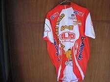LA VIA DEL SALE LIMONE OLMO MAGLIA JERSEY MAILLOT CYCLING CICLISMO CYCLISME XXL