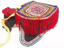 Woven Embroidered cloth Tribal Hat