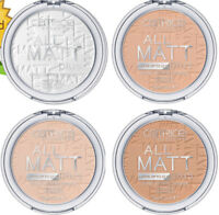 Catrice All Matt Plus Shine Control Powder long-lasting fresh and flawless look