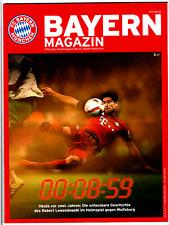 FC Bayern-Magazin vom 22.09.2017  FC Bayern - VFL Wolfsburg