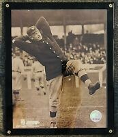 Plexi-Glass Encapsulated Christy Mathewson Photo