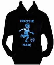 Blue Hooded T-Shirts & Tops (2-16 Years) for Boys