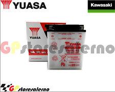 BATTERIA YUASA YB14L-A2 KAWASAKI 1100 ZZR Ninja / ZX11 1990