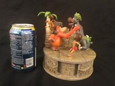Walt Disney The Jungle Book Sculpture Statue Figurine Watch Holder LE *Damaged*