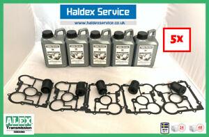 genuine SAAB Opel Insignia Haldex AOC filter oil 5qty service kit gasket 4gen