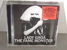 LADY GAGA  -  THE FAME MONSTER  -  CD 2009  NUOVO E SIGILLATO