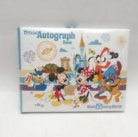 Disney Packs Mickey & Friends Walt Disney World Official Autograph Book SEALED