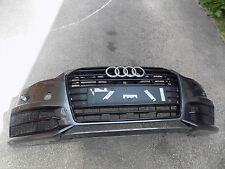 Audi A6 S LINE Front Bumper COMPLETE 2015 - ON FACELIFT 4G0 Genuine
