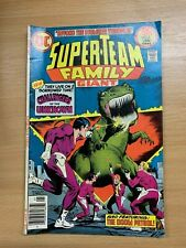 DC COMICS - SUPER-TEAM FAMILY #8 (DEC 1976) VFN CHALLENGERS OF THE UNKNOWN