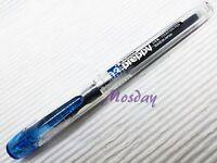 New!! 3 x Platinum Preppy SPN-100A Fountain Pen 0.3mm Fine Nib, BLUE BLACK