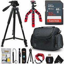 Pro Accessories Bundle Kit for Digital & DSLR Cameras