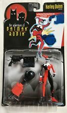 Harley Quinn MOC Figure Adventures of Batman & Robin Animated KENNER DC 1997