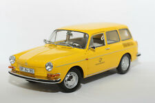 1:18 VW 1600 L Variant  Deutsche Bundespost   Minichamps   Modellauto PKW
