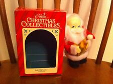 vintage 1993 Gibson brand Christmas Collectibles Jolly Old Santa Claus ornament