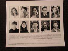 "2003 UNDER THE TUSCAN SUN Original Movie Promo Stills 8x10"" VF 8.0 LOT of 5"